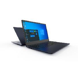 "Dynabook Satellite Pro C40-H-115 DDR4-SDRAM Notebook 35,6 cm (14"") 1920 x 1080 Pixels Intel® 10de generatie Core™ i3 8 GB 256 GB SSD Wi-Fi 5 (802.11ac) Windows 10 Home Blauw productfoto"