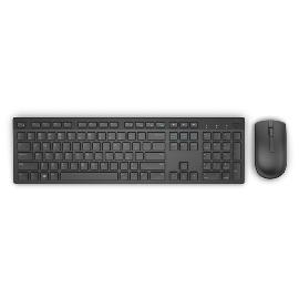 DELL KM636 toetsenbord RF Draadloos QWERTY US International Zwart productfoto